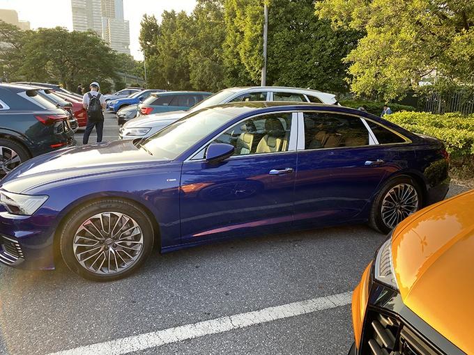 2019广州车展:奥迪A6L 55 TFSI e即将亮相