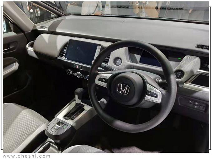 本田新飞度,明天展出,多动力车型,安全性更高,看完能不心动?