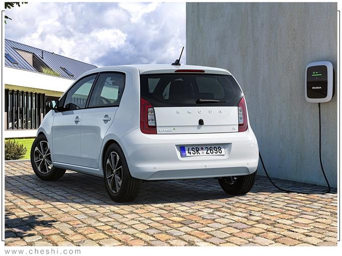 斯柯达这款纯电小车,造型比Smart还萌,续航还有惊喜