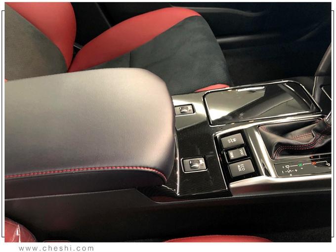 丰田新款锐志信息曝光 搭3.0L引擎/外观更时尚
