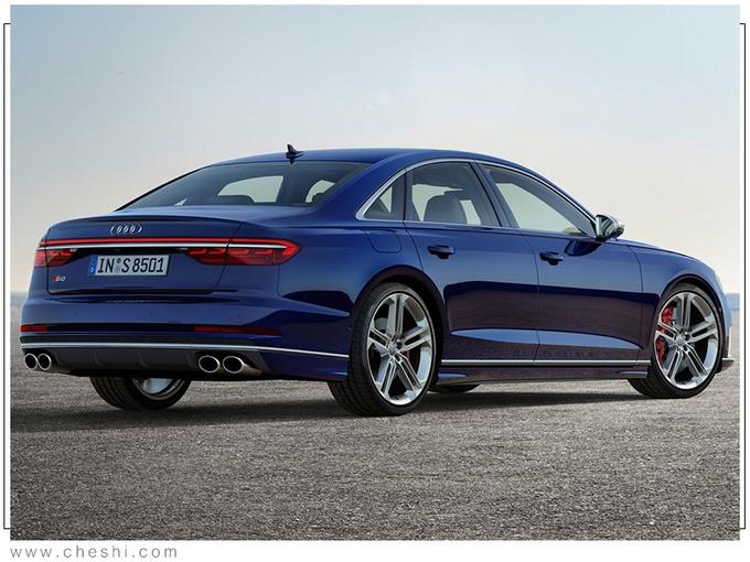 奥迪新款S8售价曝光 搭4.0T引擎/造型更运动