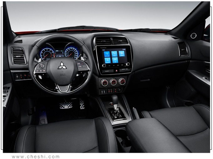 三菱新款劲炫ASX上市 搭2.0L发动机/可选四驱系统
