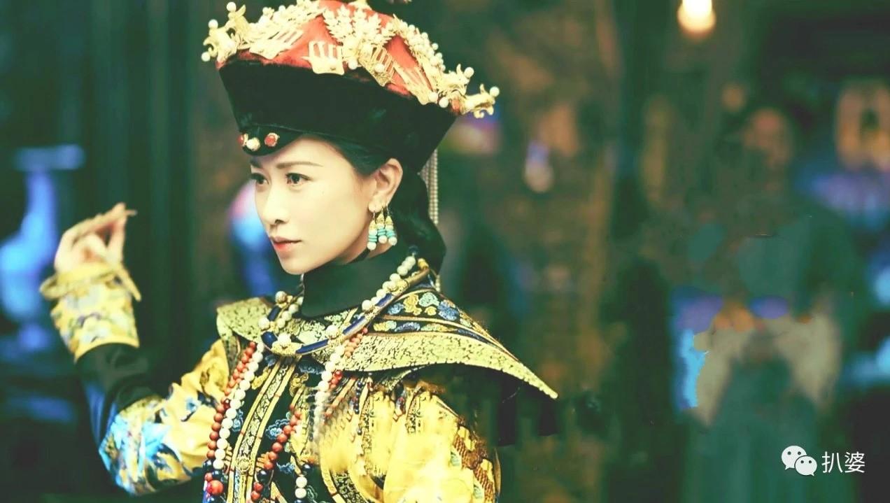 见证了TVB最后狂欢的佘诗曼,没想到来了内地依然这么能打!