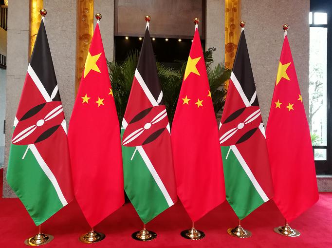 【时政快讯】国家主席习近平即将会见肯尼亚总统