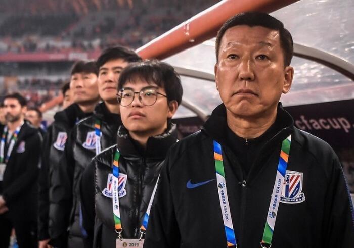 申花客场输球,崔康熙教练生涯逢鲁能不败纪录遭终结