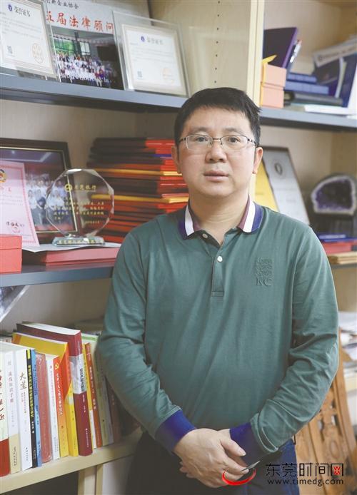 东莞市政协委员谭福龙:精选议题勤调研 为群众排忧解难图片