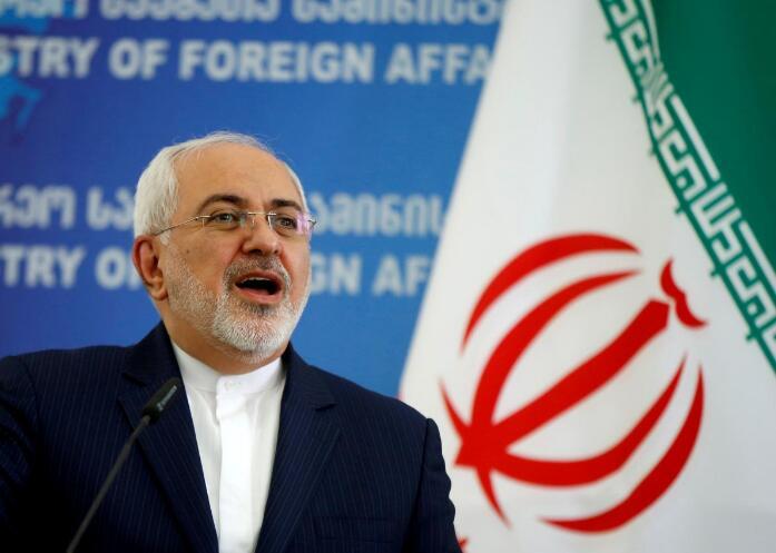 伊朗外长:等待欧洲为伊朗石油销售和银行业务担保