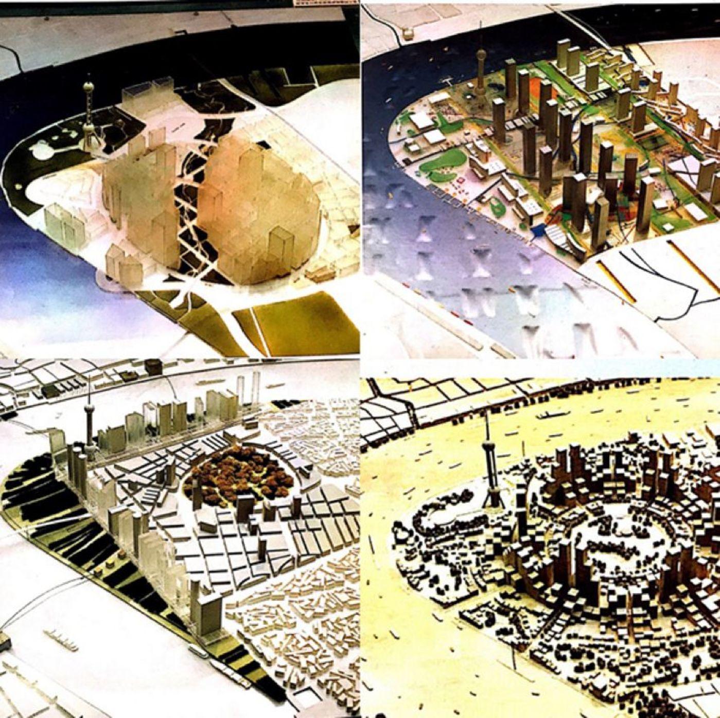 """浦东30年,一个中国""""造城""""的样"""