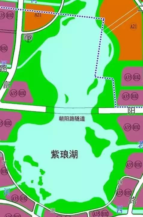 首条!南通人自己的湖底隧道!看汽车如何优雅地穿过紫琅湖底
