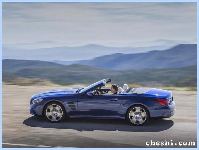 摇身秒变性能车!奔驰全新SL信息曝光,增搭V6混动引擎