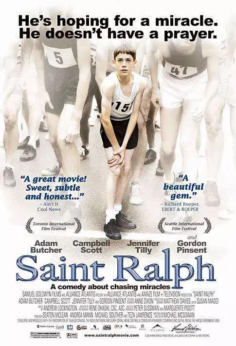 这6部高分电影告诉你 什么才是真正的马拉松精神