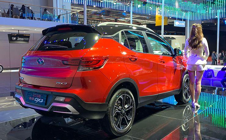 搭载全景天窗,又一高颜值国产SUV上市,售6.39万起!