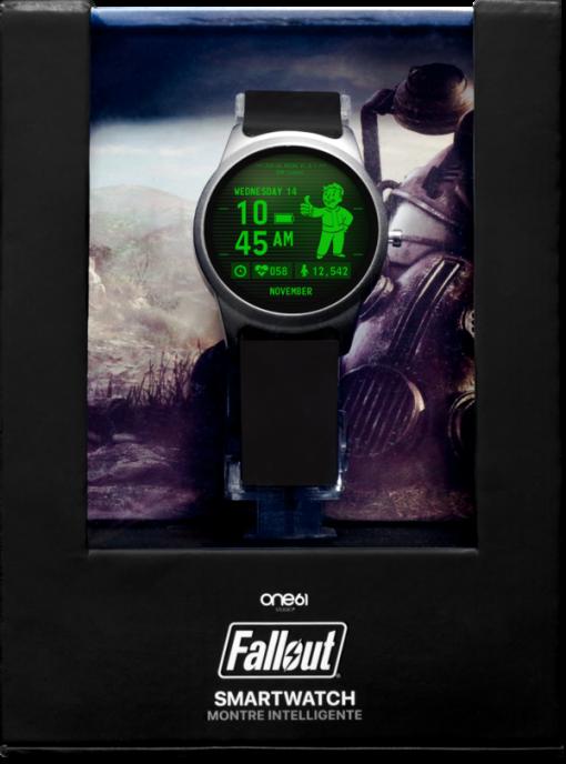 B社《辐射》智能手表折扣出售 多样功能,简朴实用