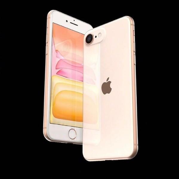 iPhone SE2渲染图曝光 外观酷似i