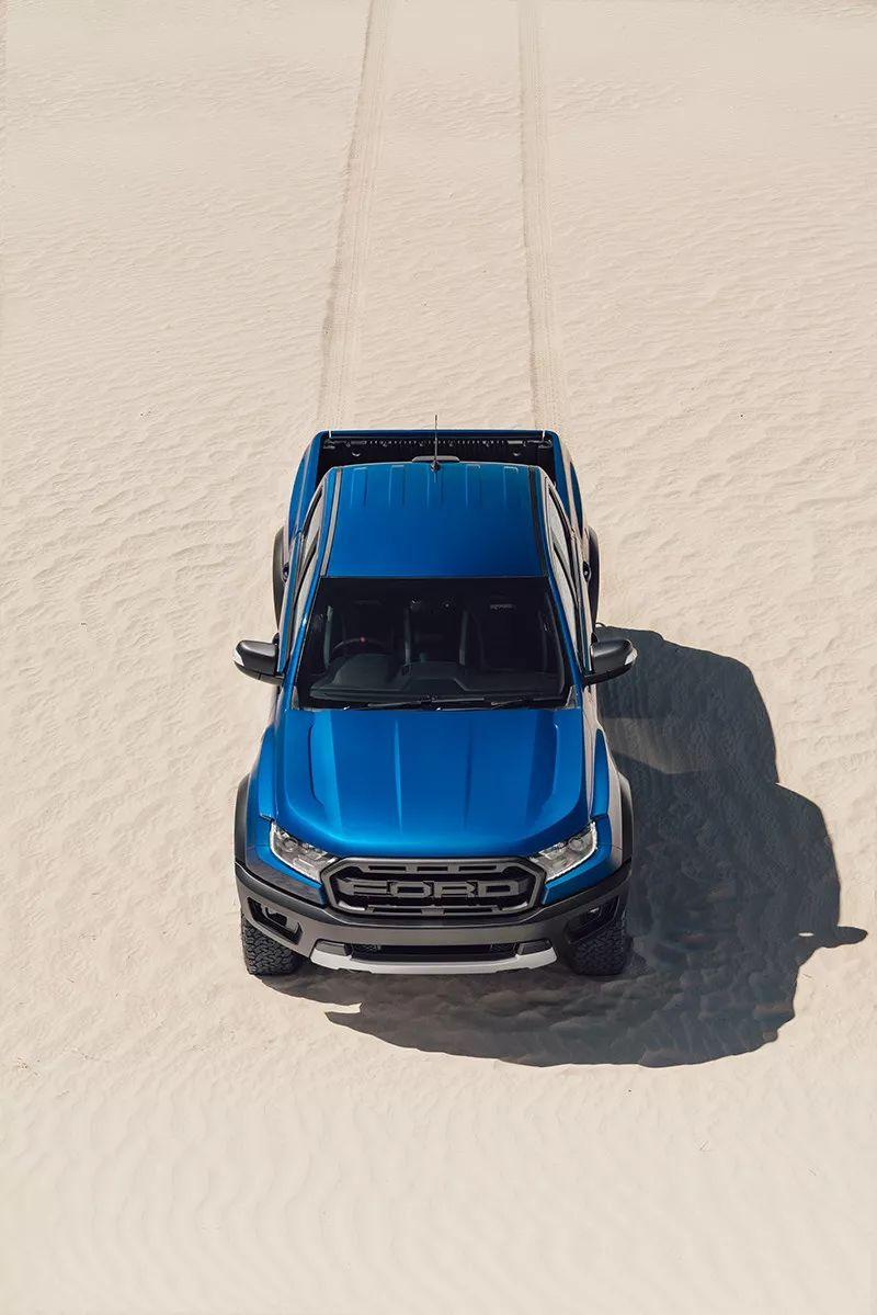 【新车前沿】小号猛禽丨福特 Ranger Raptor