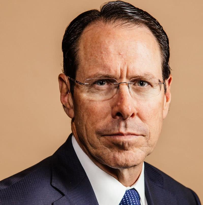 AT&T CEO打算明年辞职 公司转型战略受到质疑