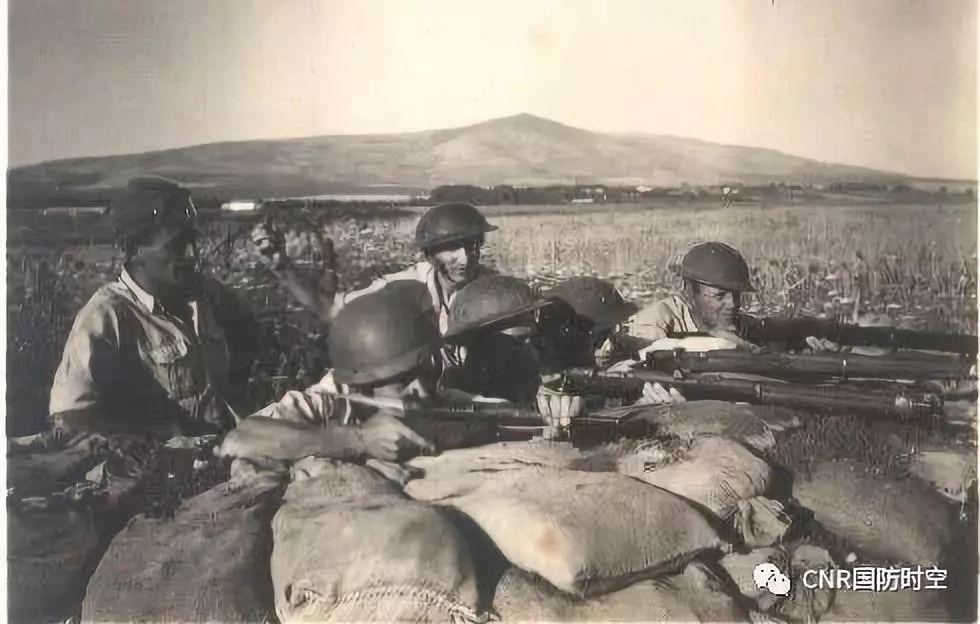第一次中东战争的以色列士兵(资料图)