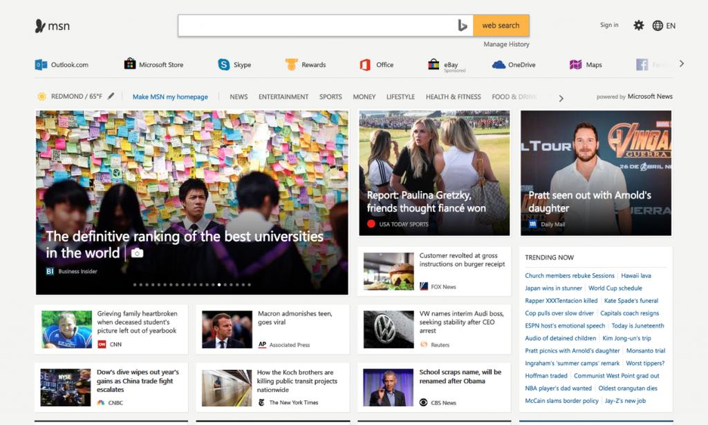 外媒:微软拟用AI取代英国网站新闻编辑队伍