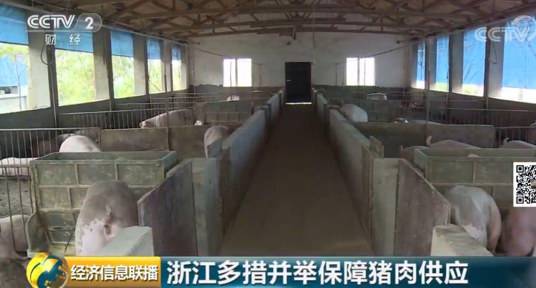 杭州多家超市开售政府储备猪肉价格比市场低三成