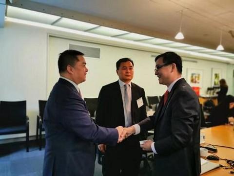 中华幸福张书峰对话世界银行产业新城开发性PPP分立式获认可