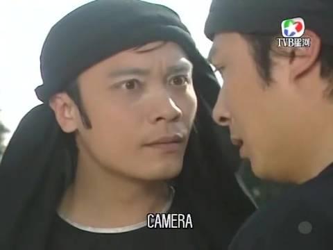 罗嘉良、吴镇宇拍跳楼戏,没想到这么搞笑!