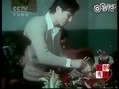 珍贵短纪录片《北京烤鸭》 中央新闻记录电影制片厂出品,拍摄于1