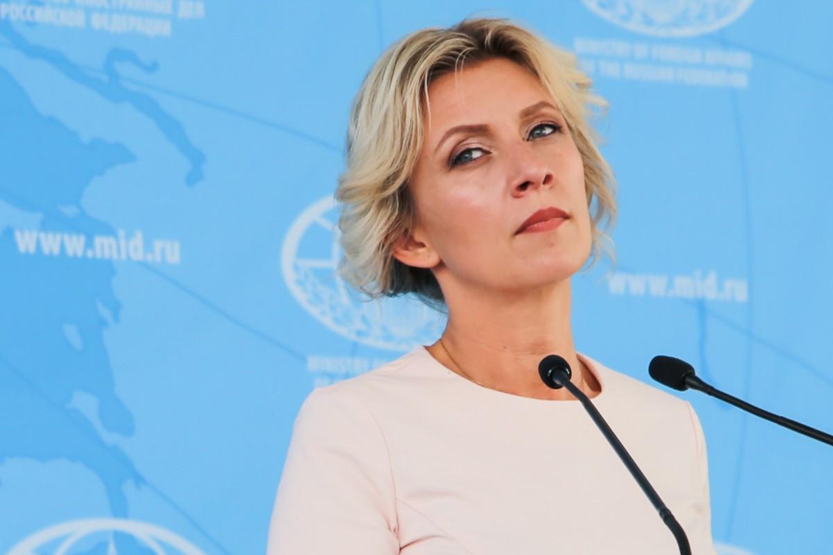 俄外交部首位女发言人访华 多次怼美国挺中国