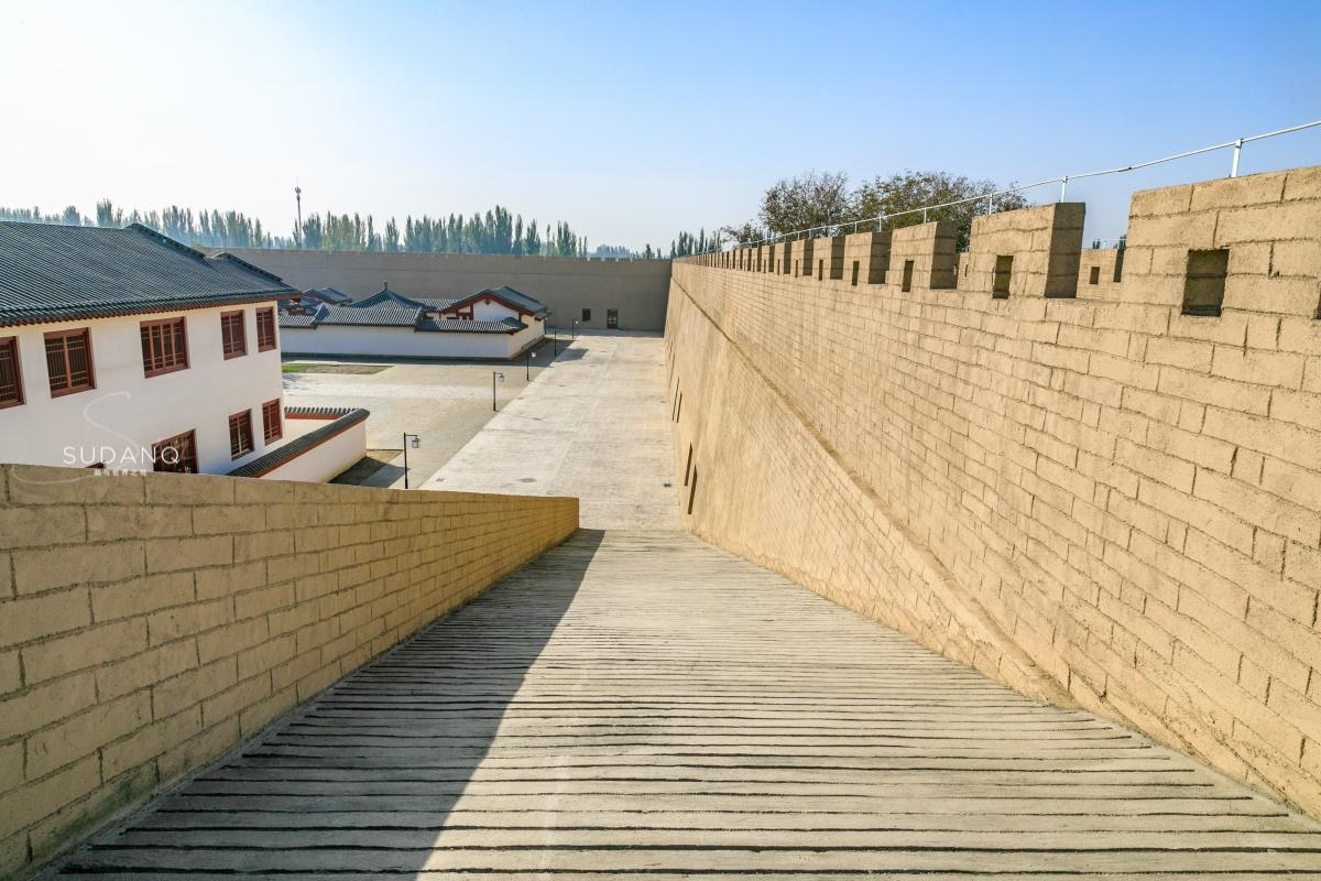 """3.28亿元""""复活""""一段历史:新疆旅游,不能错过的唐安西都护府"""