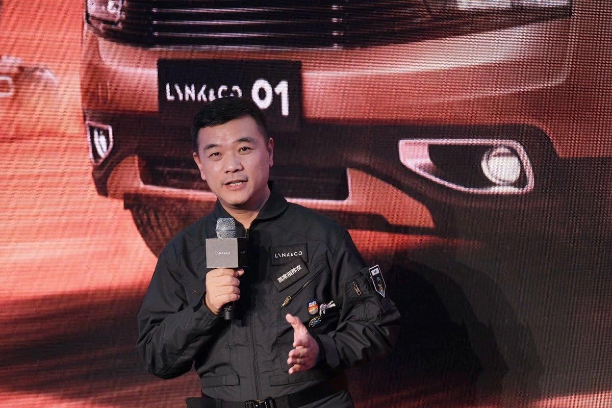 林杰:从0到21万辆,领克用3年加冕中国高端自主品牌