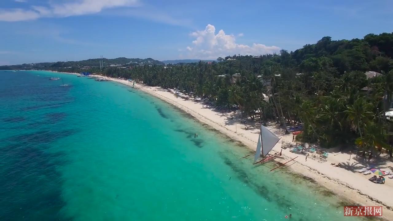菲律宾长滩岛已封岛谢客 至少半年没法去玩