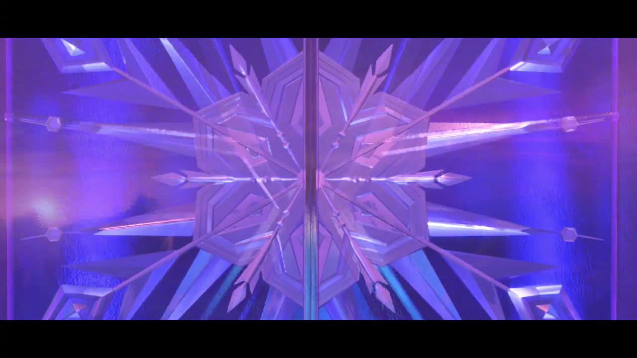 《冰雪奇缘》主题曲《Let It Go》,意境真是太美了!