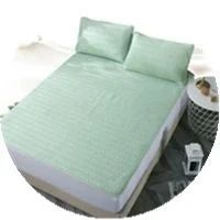 """裸睡极致体验!1秒降温5℃的乳胶凉席,抑菌又驱蚊,堪比""""天然空调"""""""