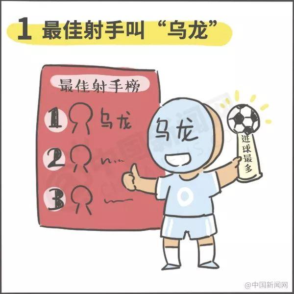 """漫画 这届世界杯的""""精髓""""都在这了!第"""