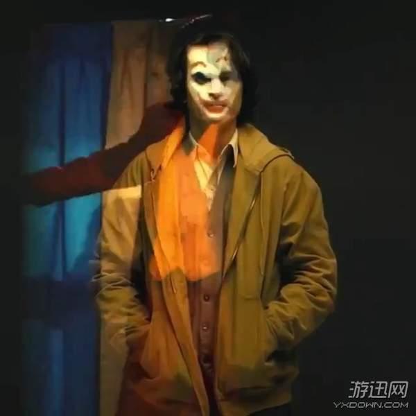 DC电影《小丑》首曝宣传片 丑爷经典妆容再现