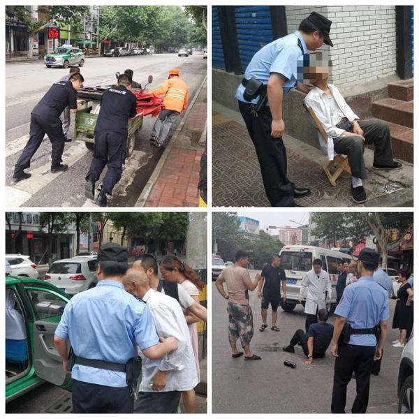 """铜川市公安局巡特警部门坚持""""五个常态""""强化提升""""大巡防""""工作"""