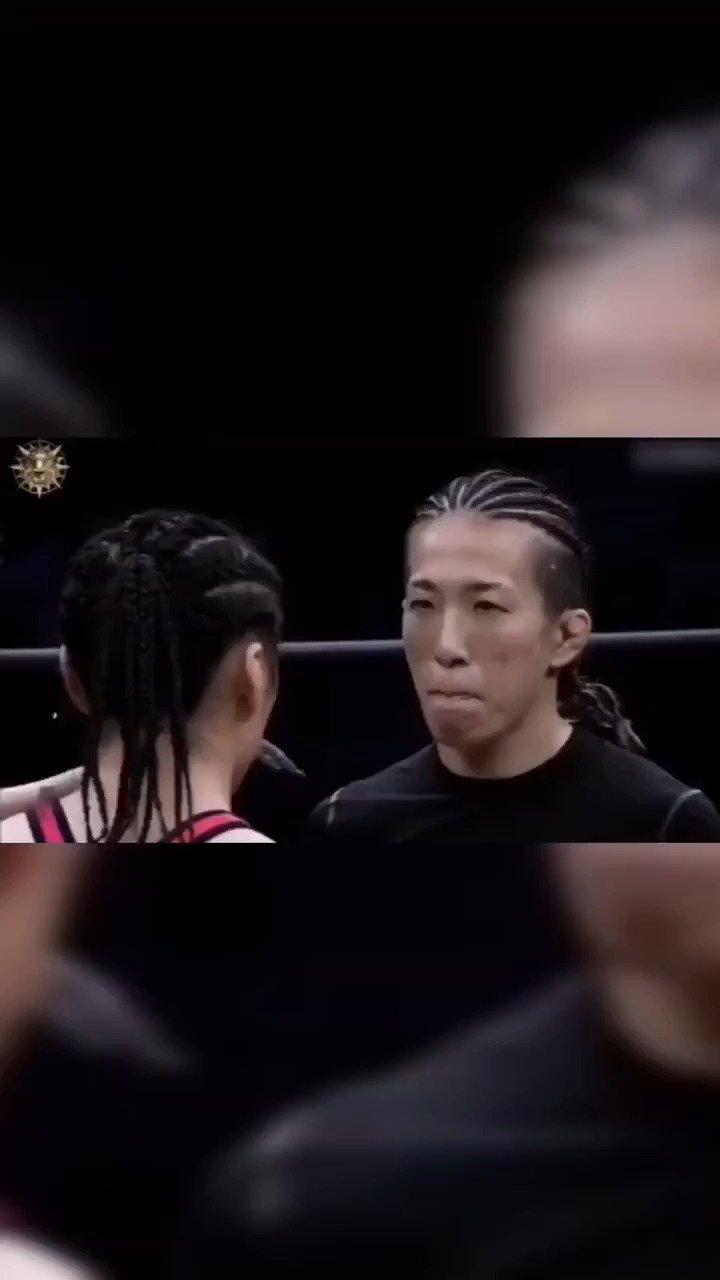 日本选手赛前挑衅……擂台上中国姑娘出手了……