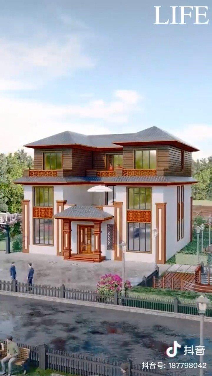 创意乡村别墅设计