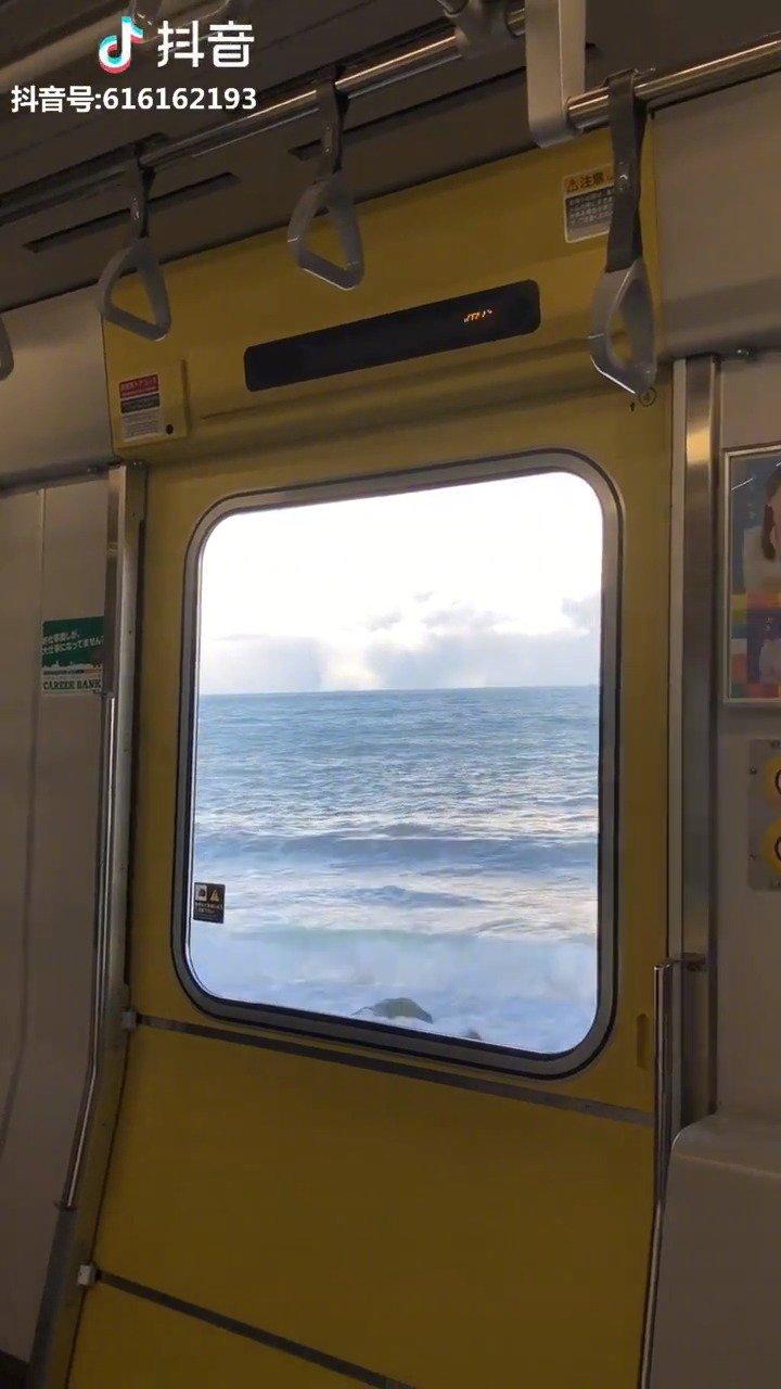 宫崎骏老爷爷没有骗人,海上小火车是真实存在的