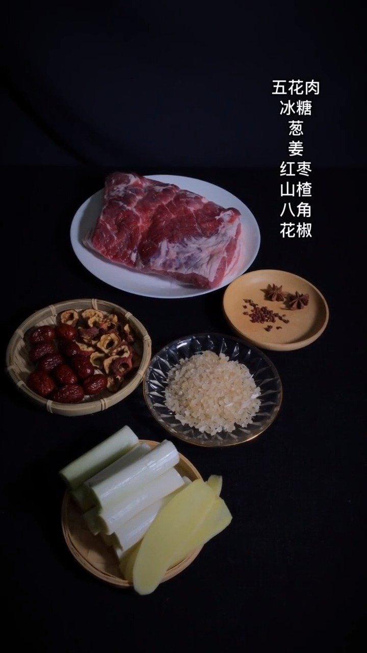 东坡肉不加水不加油味纯汁浓,香糯不腻  via.王小厨   热门视频合集搞笑