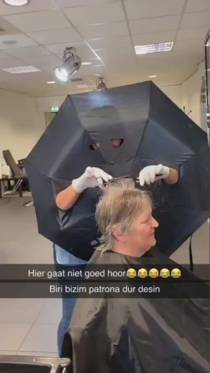 荷兰理发店