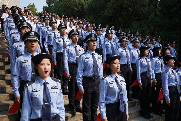 700人放歌!团省委举行庆祝新中国成立70周年集中献礼活动