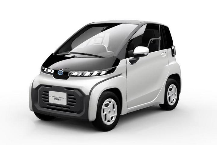 丰田的奇葩电动汽车,高尔夫球车大小续航一百公里,你会想试试吗