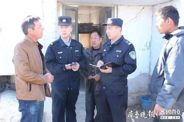 扇贝收获季,烟台高新警方走访50余家养殖场保障海珍品经营秩序