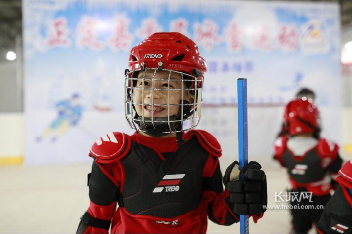 betway必威滚球平台唯一官网_正定首届冰雪运动会拉开帷幕系列赛