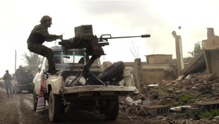 美军官:超千名IS成员从叙逃往伊拉克 带两亿现金