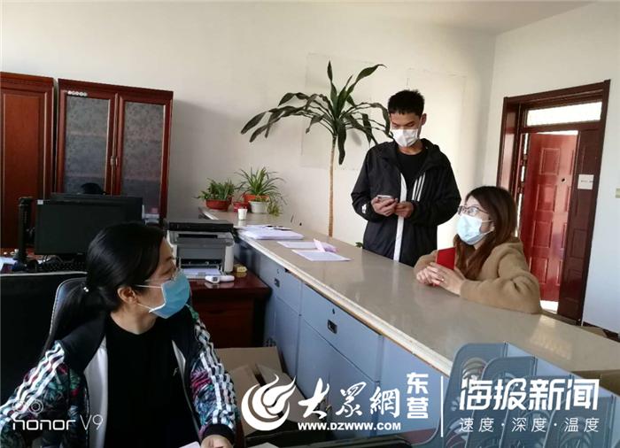 利津县陈庄镇卫健办加强免费孕前优生健康检查促进优生优育