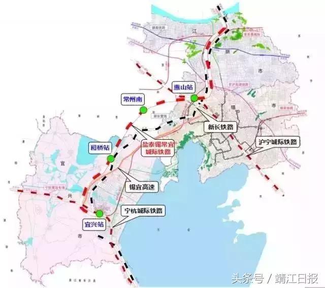 河南省铁路交通_铁路的开通将途经的苏北,苏中城市纳入长三角核心区的\