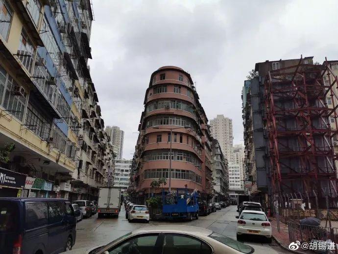 胡锡进:港人蜗居是因极端资本主义他们恨错地方