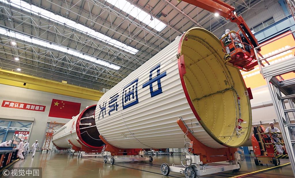 """中国航天科技集团将在白俄""""巨石""""工业园建研究中心"""
