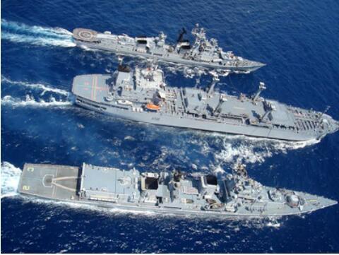《印度时报》报道称资金不足正成为印度海军现代化一大挑战